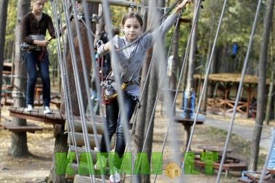 ONE nuotykių parkas