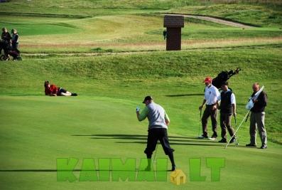 Sostinių golfo klubas