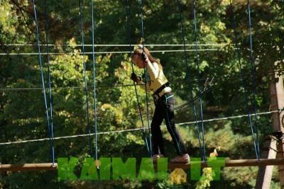 STIHL virvių parkas