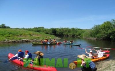 Šiaurės Amerikos indėnų stovyklavietė Vinetu Kaimas