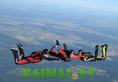 Šuolis parašiutu, Marijampolės aeroklubas