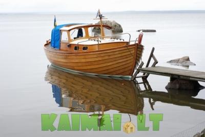 Kelionės motorine jachta Lillan