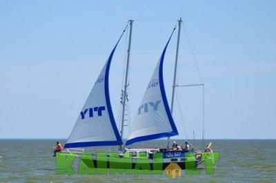 Pasiplaukiojimas jachta Montė