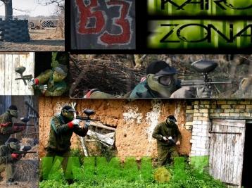 Karo Zona - Taktinis Dažasvydis