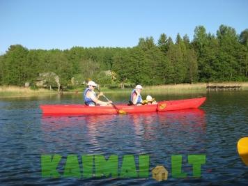 Ekstremalūs žygiai baidarėmis Lietuvos upėmis