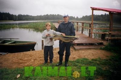 Žvejyba (sodyba Minavuonė)