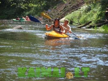 Pažinkite Dzūkijos gamtą ir upes!