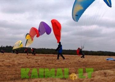 Arcus skraidymo mokykla