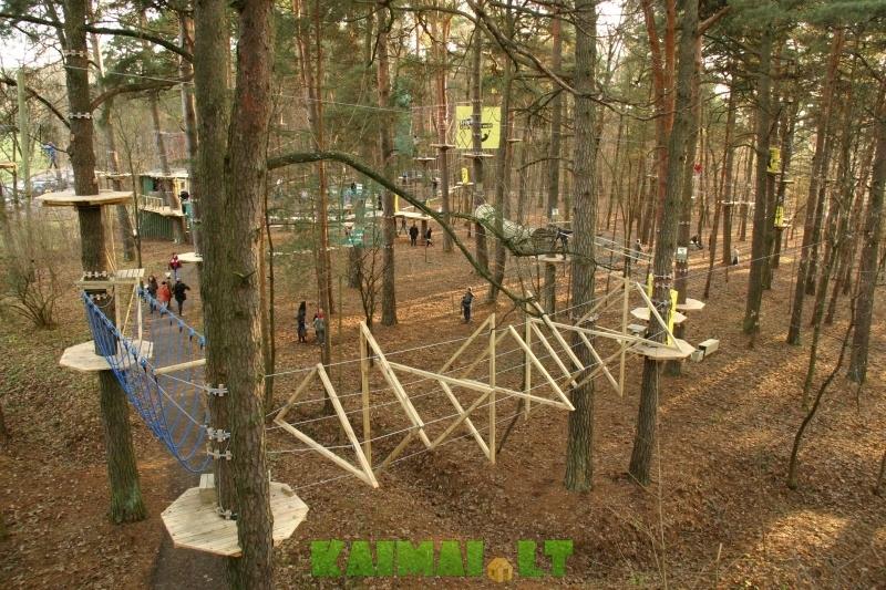 LABAS nuotykių parkas