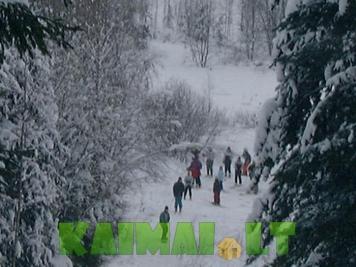 Rokantiškių slidinėjimo trasa