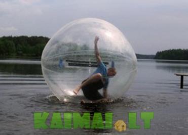 Vandens kamuolių nuoma
