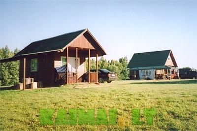 sodybos nuoma: Sodyba prie Rubikių ežero Esina