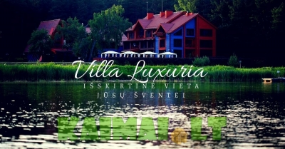 Pirties nuoma Villa Luxuria