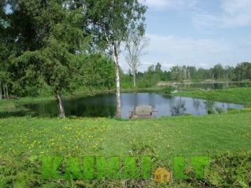 sodybos nuoma: Kaimo sodyba Prie įgriuvėlės