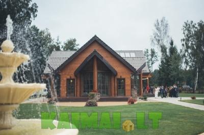 sodyba vestuvėms: Vila Avirio Vingis