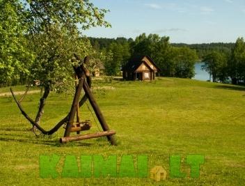 sodybos nuoma: Jono Kazakevičiaus sodyba Kaukiškė