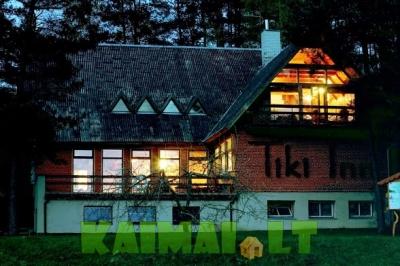 sodybos nuoma: Tiki Inn