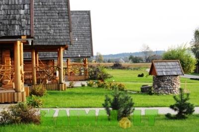 sodybos nuoma: Gemos Navickienės kaimo turizmo sodyba Sekočių ranča
