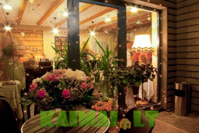 sodyba vestuvėms: kaimo turizmo sodyba Papiskiai Kauno rajonas