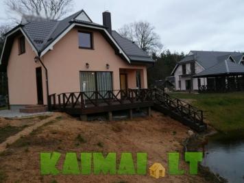 sodybos nuoma: Klaipėdos rajone išnuomojama naujai įrengta...