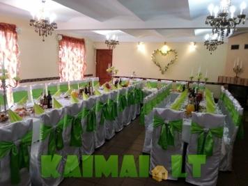 sodyba vestuvėms: Žalioji sodyba