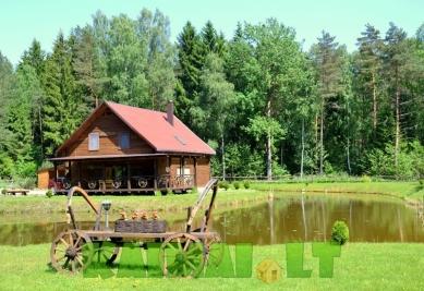 sodyba vestuvėms: Miško oazė Kupiškių rajone