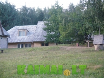 Boriso Lebedevo kaimo turizmo sodyba Baltieji Lakajai