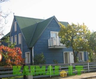 sodybos nuoma: Mėlynas namas Nuoma Palangoje