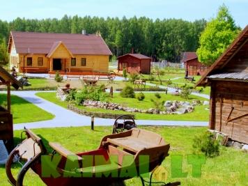 sodybos nuoma: Nikolajevka kaimo turizmo sodyba