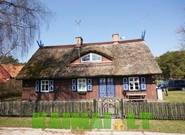sodybos nuoma: 2-jų kambarių buto nuoma etnografiniame žvejo name Pervalkoje