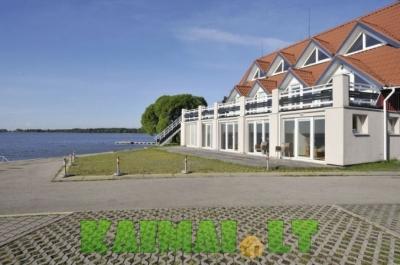 sodybos nuoma: Apartamentai Pervalkoje ant marių kranto