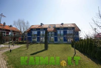 sodybos nuoma: Apartamentai Pervalkoje su dideliu balkonu į Kuršių marias