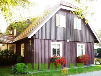 sodybos nuoma: Dviejų kambarių butas autentiškame žvejo name Pervalkoje