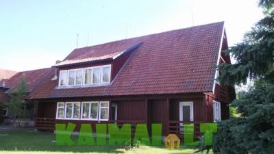sodybos nuoma: Kambariai ir atskiri butai Pervalkoje