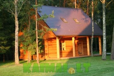 Kaimo turizmas Druskų miškas