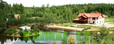 sodybos nuoma: Miško vila