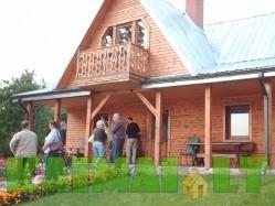 sodybos nuoma: Kristinos Vereško kaimo turizmo sodyba prie Versekos upės