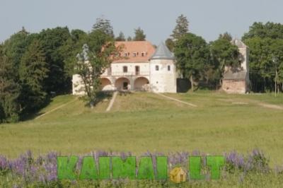 sodybos nuoma: Norviliškių pilis