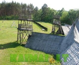 sodybos nuoma: Arvydo Jankausko kaimo turizmo sodyba