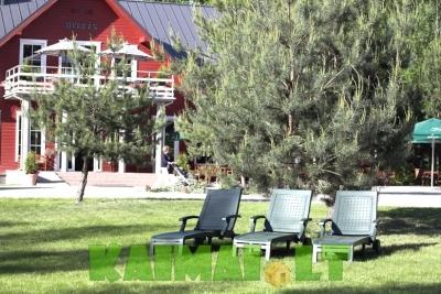 sodybos nuoma: Kaimo turizmo sodyba Kernavės bajorynė