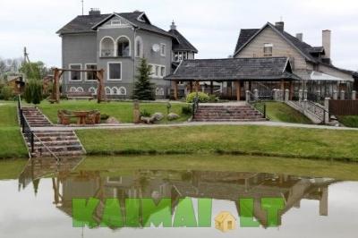 sodybos nuoma: Algirdo Valinčiaus kaimo sodyba