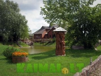 sodybos nuoma: Jankauskų kaimo sodyba