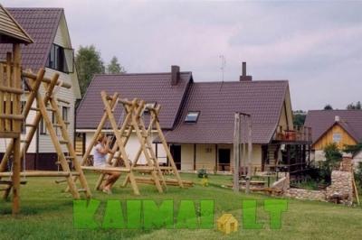 sodybos nuoma: Nijolės ir Henriko Zubrickų sodyba