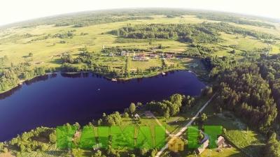 sodybos nuoma: Sodyba Jums ant ežero kranto 48 km nuo Vilniaus