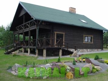 sodybos nuoma: Sodyba prie Kurėnų ežero