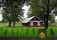 sodybos nuoma: Vytauto Masiuko sodyba Paželvių kaime