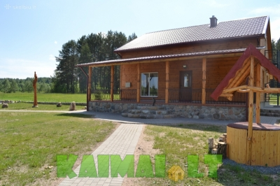 sodybos nuoma: Lokynės sodyba netoli Vilniaus