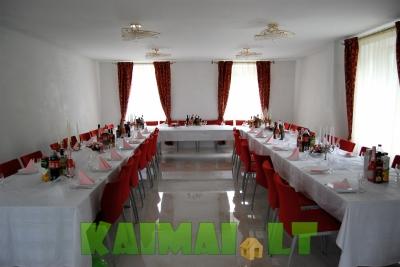 sodyba vestuvėms: Sodyba ir pobūvių salė Vilniaus rajone
