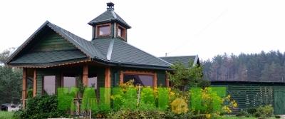 sodybos nuoma: Žalieji nameliai